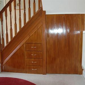 stair cupbard 2